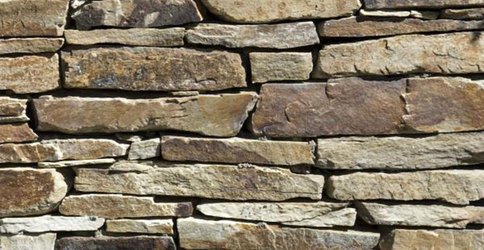 Connecticut Tan Wall Stone photo